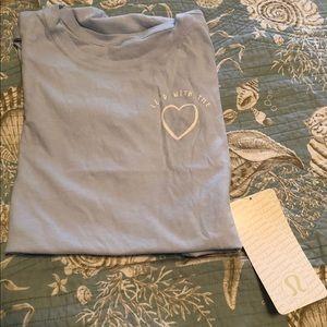 Brand new Lululemon shirt